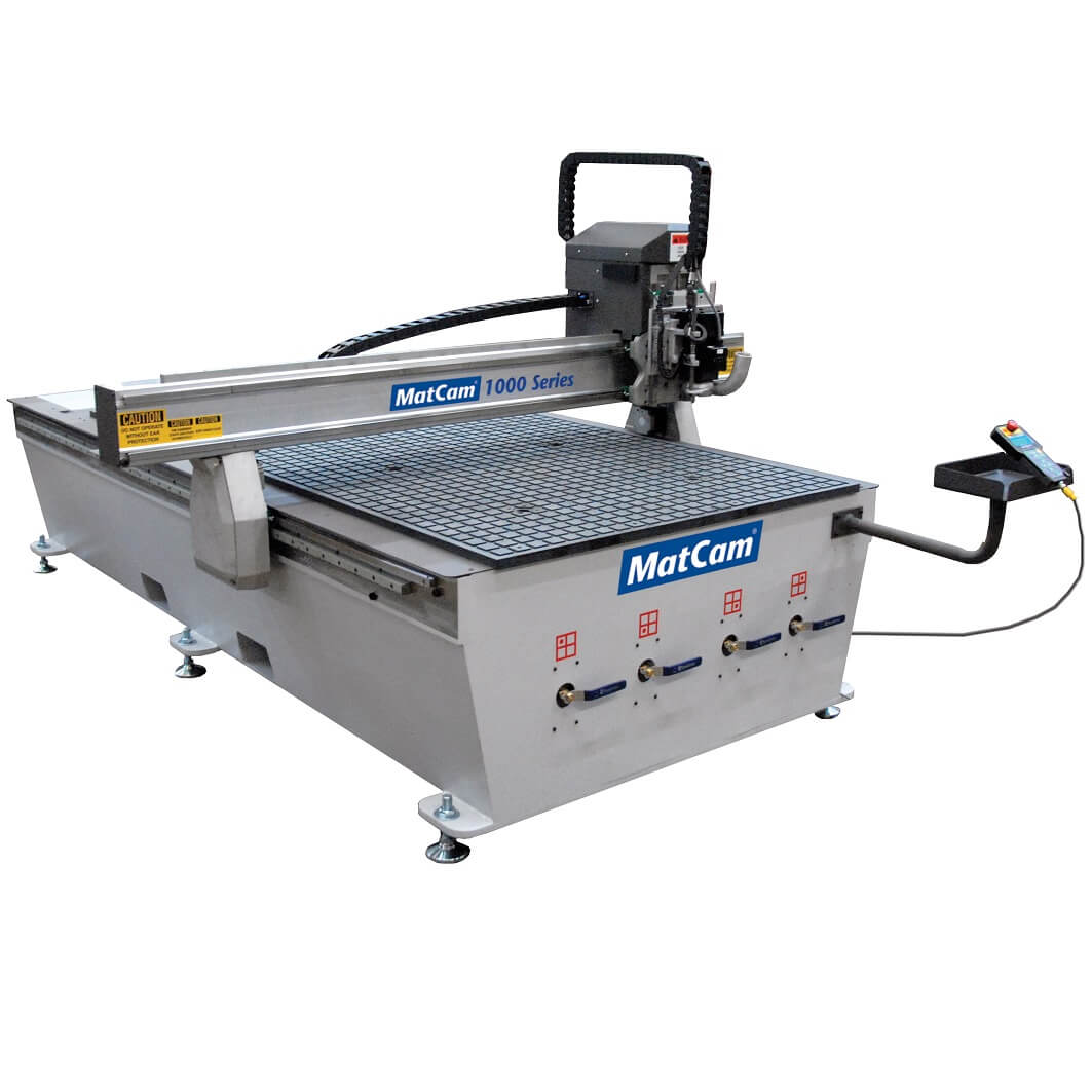 1000 Series CNC Router