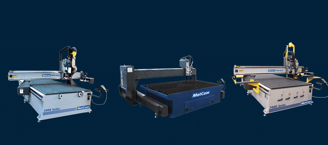 CNC Router Series