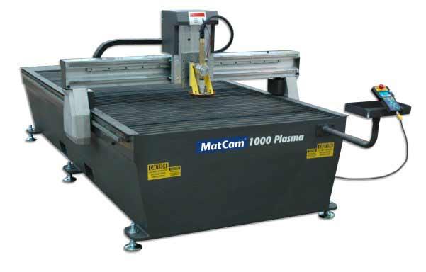 1000 Series CNC plasma