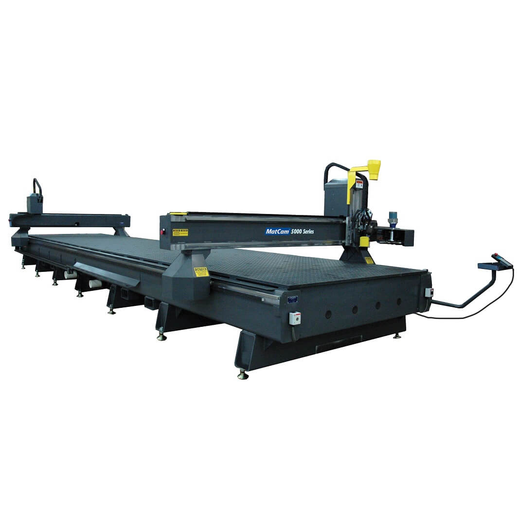 5000 Series CNC Router